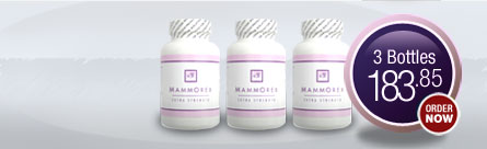 Mammorex Breast Enhancement - 3 Bottles